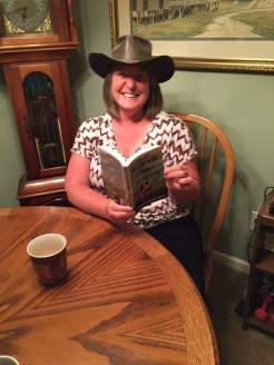 """Really enjoyed this book!"" -Angie"